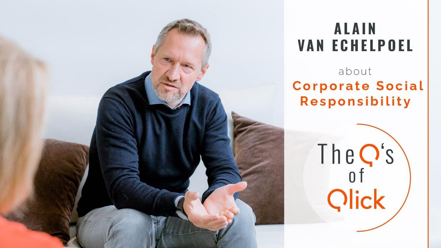 The Q's of Qlick: Corporate Social Responsibility